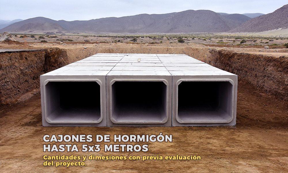 Foto Cajones Hormigón más texto