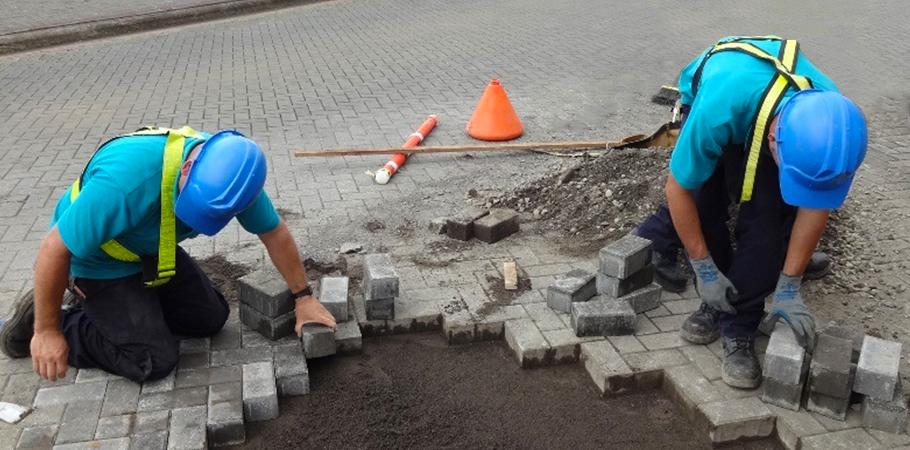Pavimentación Adoquines