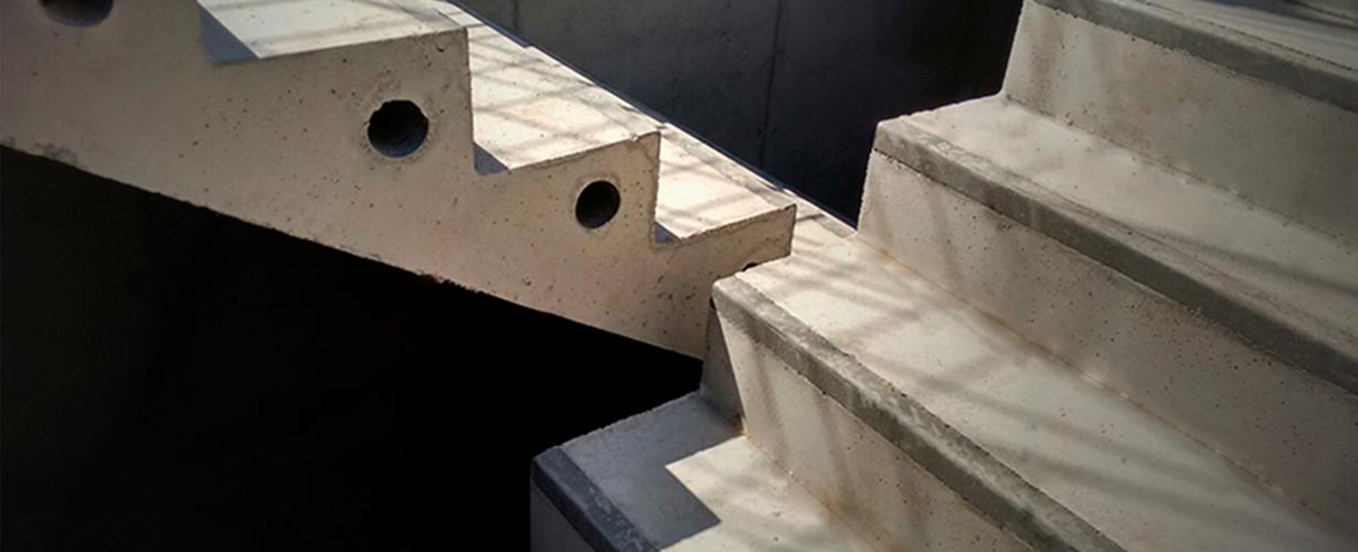 Escalera de Hormigón
