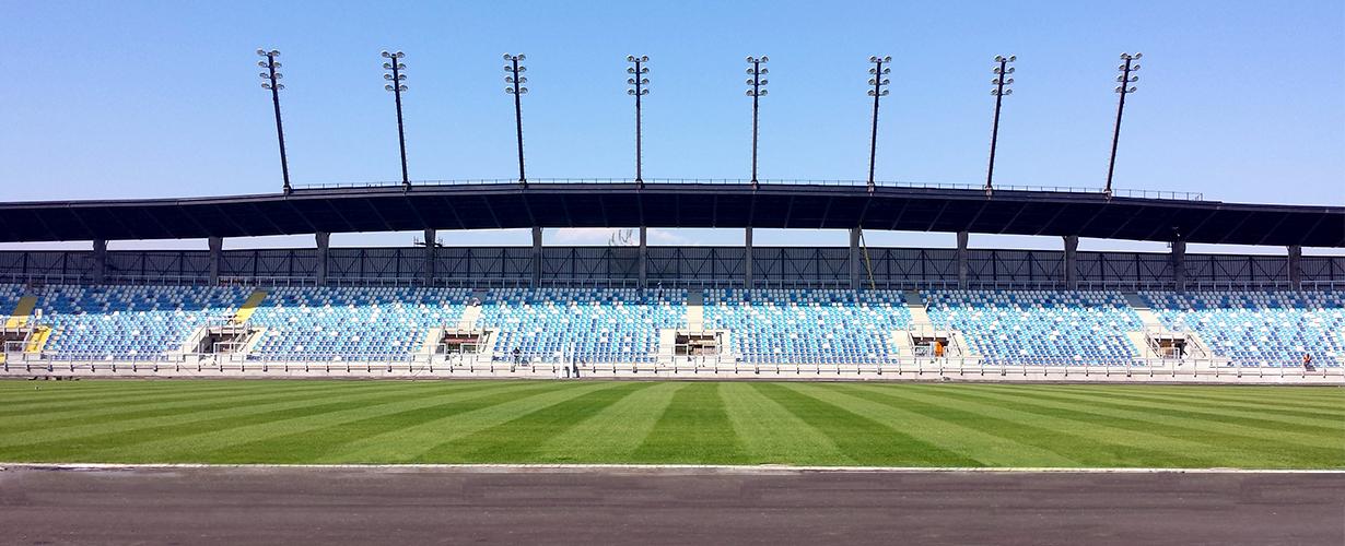 Graderías Estadio