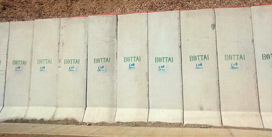 Fotos Proyectos Muros BOTTAI